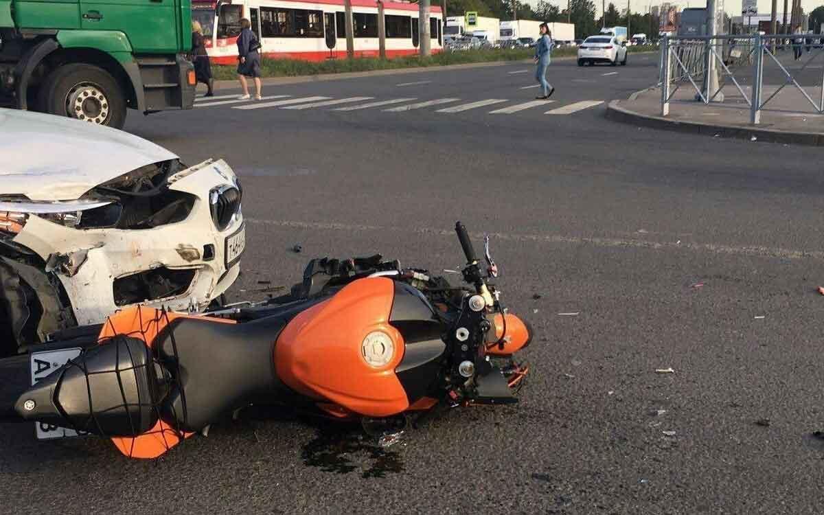 Мотоцикл в городе –правила выживания