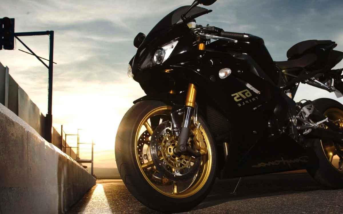 первый Мотоцикл, какой он?