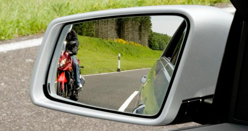 мертвая зона мотоцикла мотошкола рф